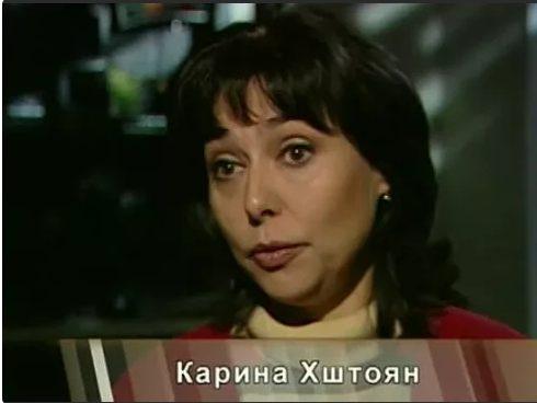 Единственная дочь Надежды Румянцевой - Карина Хштоян: Редкие фотографии