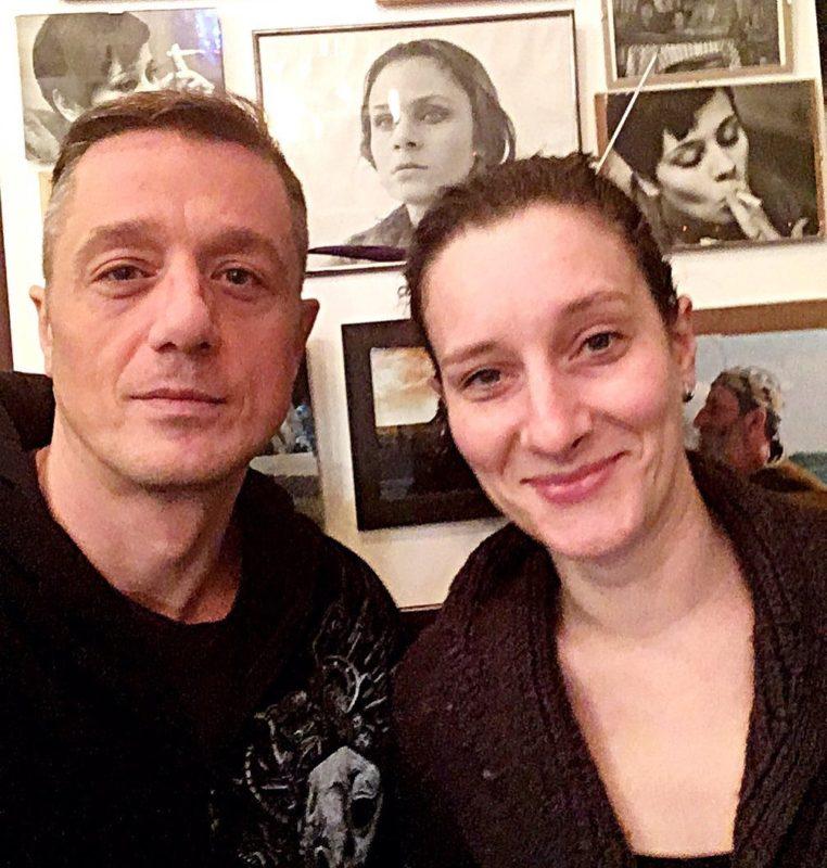 «Красивая и талантливая женщина!»: Алексей Макаров опубликовал редкое фото с дочерью Любови Полищук