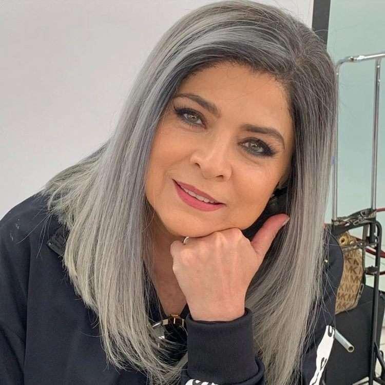Никакой пластики: 58-летняя звезда «Просто Марии» Виктория Руффо опубликовала фото и получила шквал восторженных комментариев