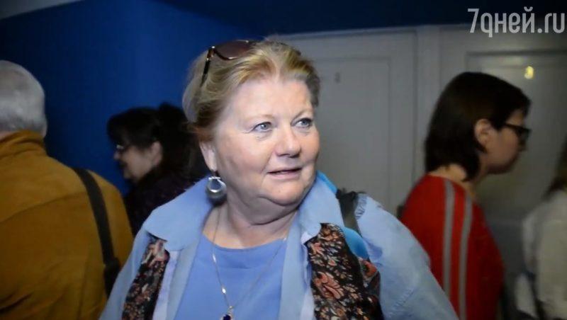 «Сбросила значительный вес и помолодела»: Ирина Муравьева порадовала коллег новой внешностью