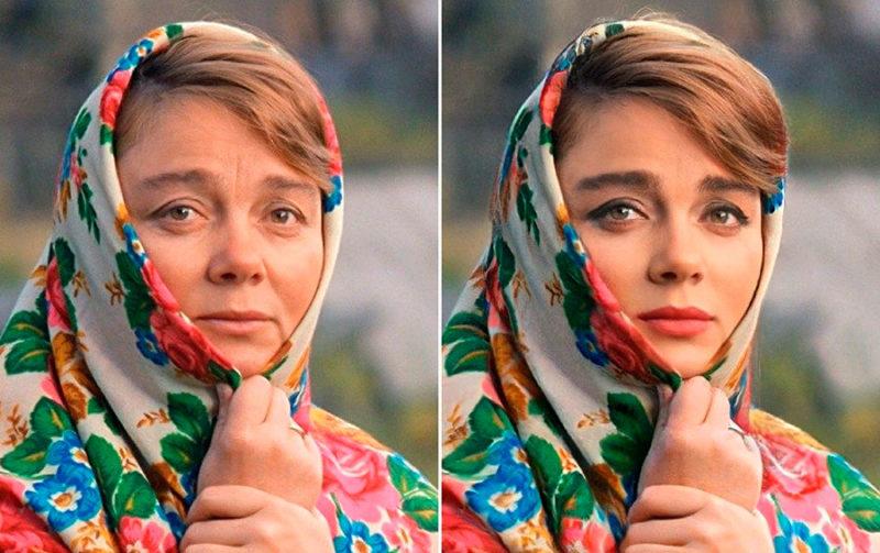 На современный лад. Как бы выглядели актрисы СССР в нашу эпоху