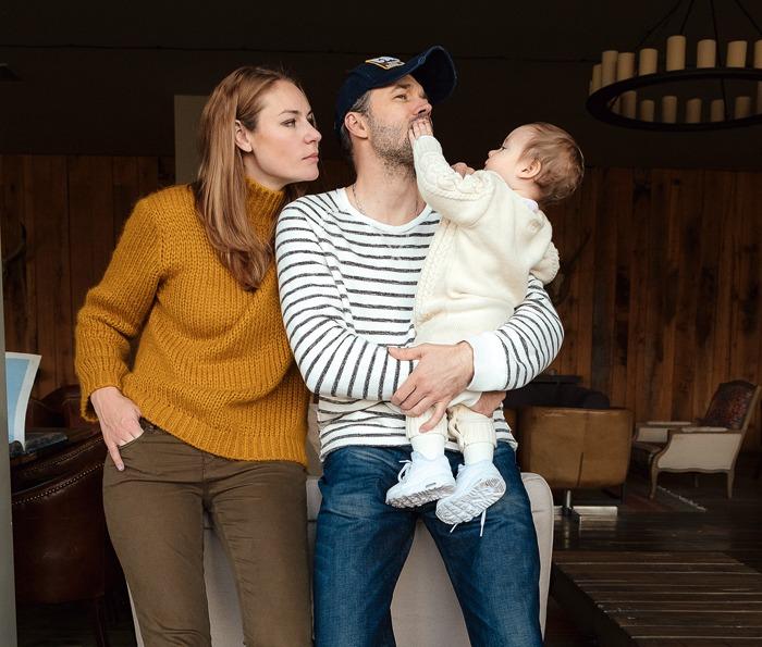 Актер Павел Трубинер один воспитывал двух сыновей, в то время как жена занималась карьерой