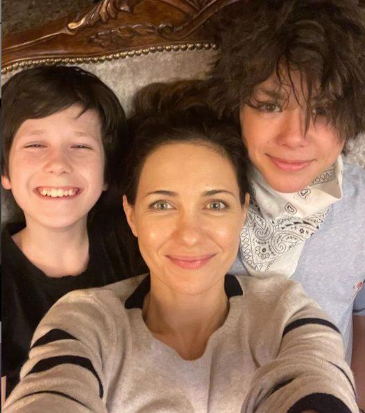 Екатерина Климова порадовала поклонников новыми снимками с подросшими детьми