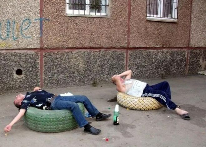 До умопомрачения: фото, отдыхающих соотечественников в период отпусков