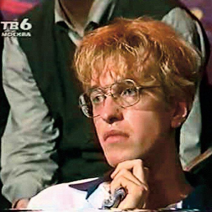 Натуральный блондин. Соседов опубликовал фото, как выглядел в молодости
